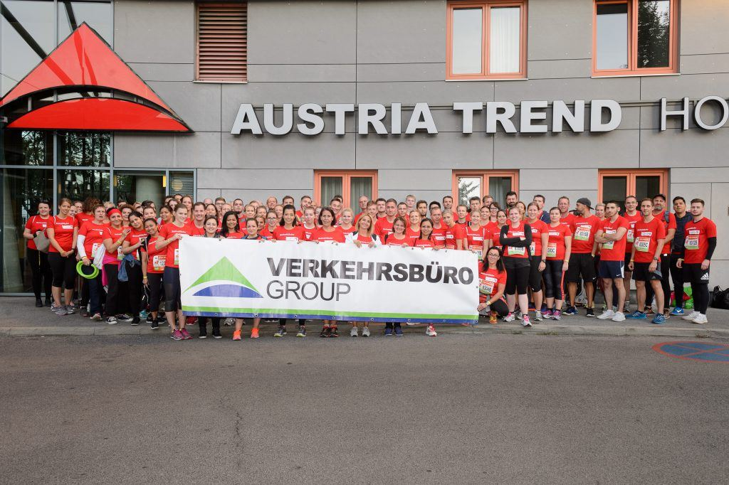 Verkehrsbüro Group Business Run 2017